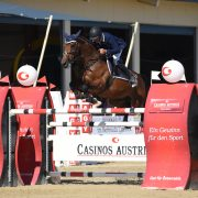 Zwei der drei Casino Grand Prix Vorrunden finden 2019 mit Magna Racino und Lassee in Niederösterreich statt. © Horsic.com