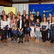 Insgesamt 150 niederösterreichische Pferdesportler wurden am 25. November für Ihre herausragenden Leistungen geehrt, in der Sparte Voltigieren gab es sogar drei WM-Medaillen von Lisa Wild und der Voltigiergruppe Wildegg zu feiern. © www.scan-pictures.net.