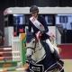 Die Vizemeisterin der Junioren I, Sophie Pollak (RC Magna Racino), konnte bei der Amadeus Horse Indoors in Salzburg den Big Pony Grand Prix für Niederösterreich gewinnen. © Fotoagentur Dill