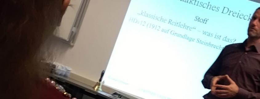 Am letzten Novemberwochenende fand der Vorbereitungslehrgang für die Übungsleiterkurse 2019 im Seminarraum des OEPS in Laxenburg statt. © privat