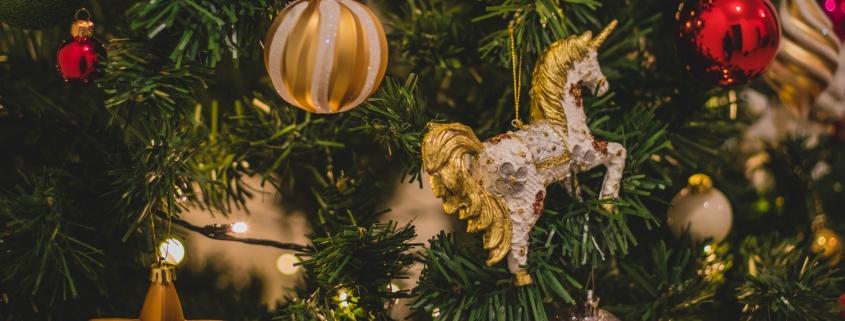 Frohe Weihnachten und Prosit 2019. © Pexels.com