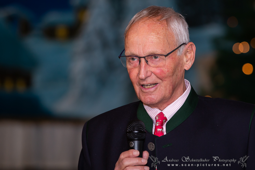 NOEPS Präsident KR Gerold Dautzenberg blickt auf ein erfolgreiches Jahr zurück. © NOEPS