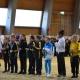Das Highlight jedes Volti-Turnieres, die große Siegerehrung am Ende! © Union Voltigiergruppe Breitenfurt