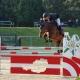 Bester Niederösterreicher in der 1,40 m hohen Good Bye Competition beim Equestrian Springbreak in der Lake Arena. © pferdenews/Theresa Deisl