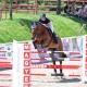 Lisa Schranz fühlt sich wohl in den Fußstapfen ihrer pferdesportbegeisterten Eltern Sabine und Christian. © HORSIC.com