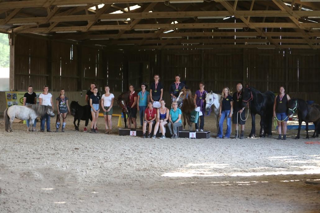 Impressionen vom 1. Horse Agility (20.+21. Juni 2019) Turnier am Thavonhof. © Lena Höbling