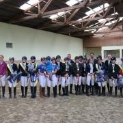 Herzliche Gratulation an die Ländlichen Landesmeister Springen sowie alle Platzierten. © privat