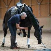 Training for Wellness mit Manolo Mendez im Kreuttal. © Laura Heinschink