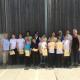 Wir gratulieren den Teilnehmern der Sonderprüfung am 11.06. in Schwechat sehr herzlich zu ihren bestandenen Prüfungen. © privat