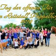 Am 22. Juni 2019 veranstaltete der HSV RV Zwölfaxing, Reitverein Pappelhof einen tollen Tag der offenen Tür. © Manfred Sebek