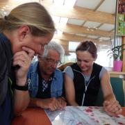 Wanderreiten vom Mittelburgenland in die Steiermark: Ein Bericht von Edith Leitner | Tag 03. © privat