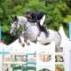 Marc Bettinger (GER) gewann den Grand Prix der Lake Arena am Ende von Woche 2 vom Equestrian Summer Circuit. © iSPORTPHOTO