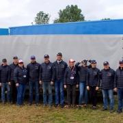 Daumen halten für Team Austria bei der Vierspänner EM in Donaueschingen. © privat