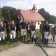 Team Austria bei der T.R.E.C. EM in Brachfeld. © privat