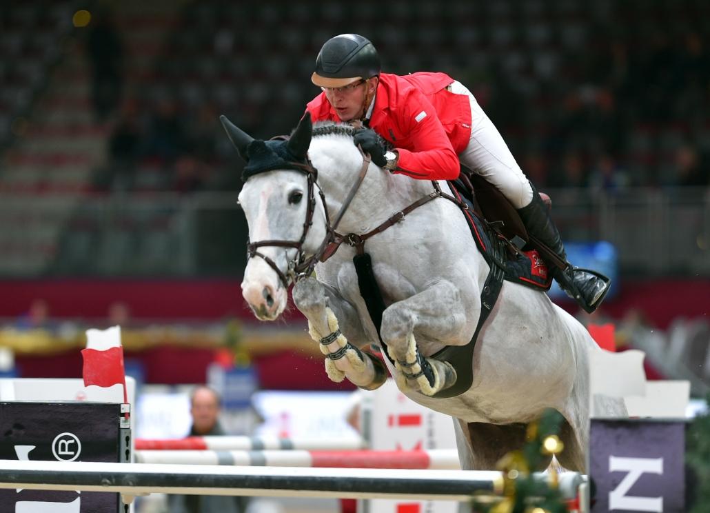 Spannender Springsport auf 4-Sterne-Niveau mit Top-Stars aus aller Welt machen die Amadeus Horse Indoors alljährlich zu einem Fixpunkt im Pferdesportjahr. © Fotoagentur Dill