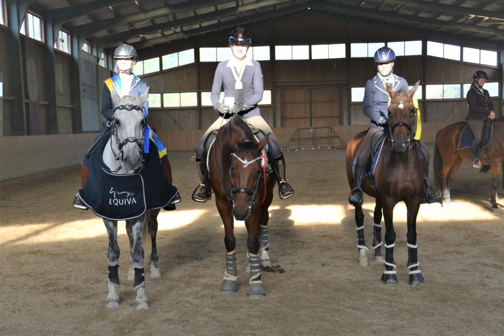 Herzliche Gratulation an Claudia Trümmel, Alexandra Tassul und Astrid Czermak. © privat
