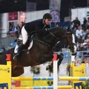 Toller Sieg im ersten von drei Weltranglistenspringen für Polens Maksymilian Wechta auf Qinchella. © HORSIC.com