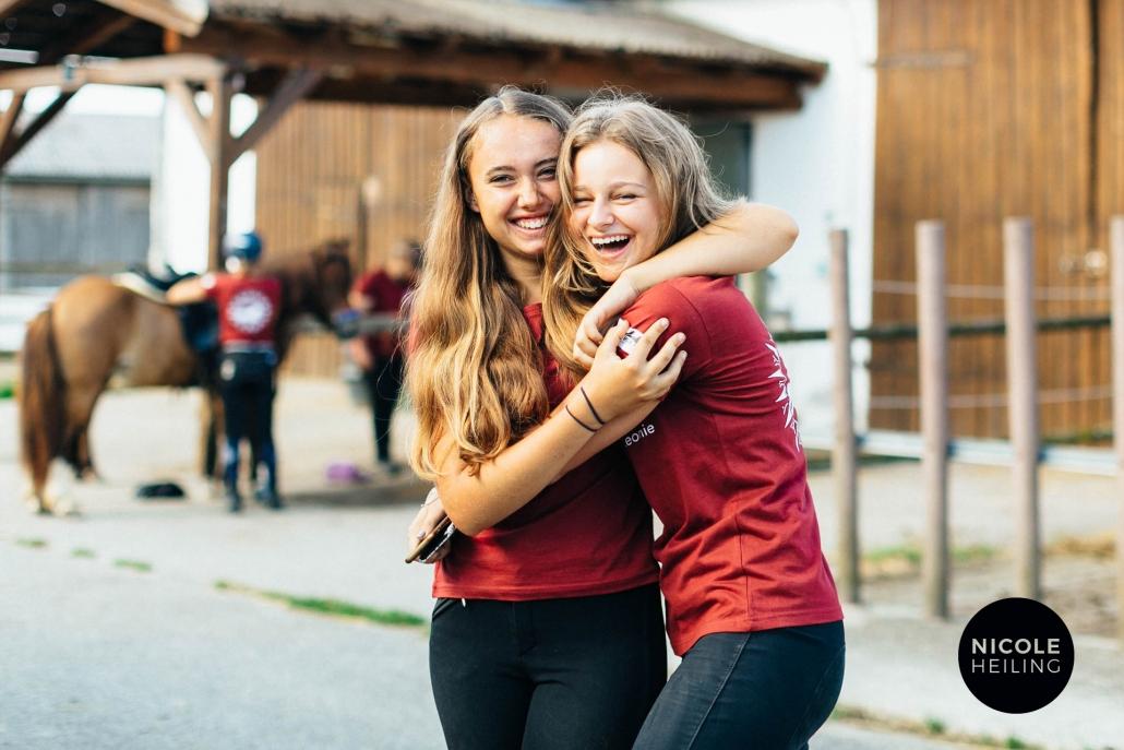 Im Rahmen der ÖIV Summer Academy wurden viele Freundschaften geschlossen. © Nicole Heiling