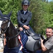 Prestige-Sättel sind nicht nur bei Reitern, sondern auch bei Satteldieben sehr beliebt. © NOEPS