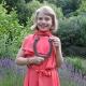 Sophie Ollinger ist eine begeisterte junge Botschafterin der Kultur im Pferdesport. © NOEPS