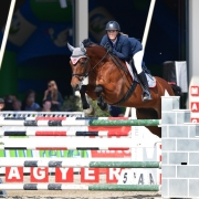 Christian und Sabine Schranz fühlen sich in der Doppelrolle als Reiter und Veranstalter sehr wohl und werden selbstverständlich versuchen, Ihr Team auch 2020 zum Sieg im mit 5000 Euro dotierten Niederösterreichischen Vereinscup zu führen. © HORSIC.com