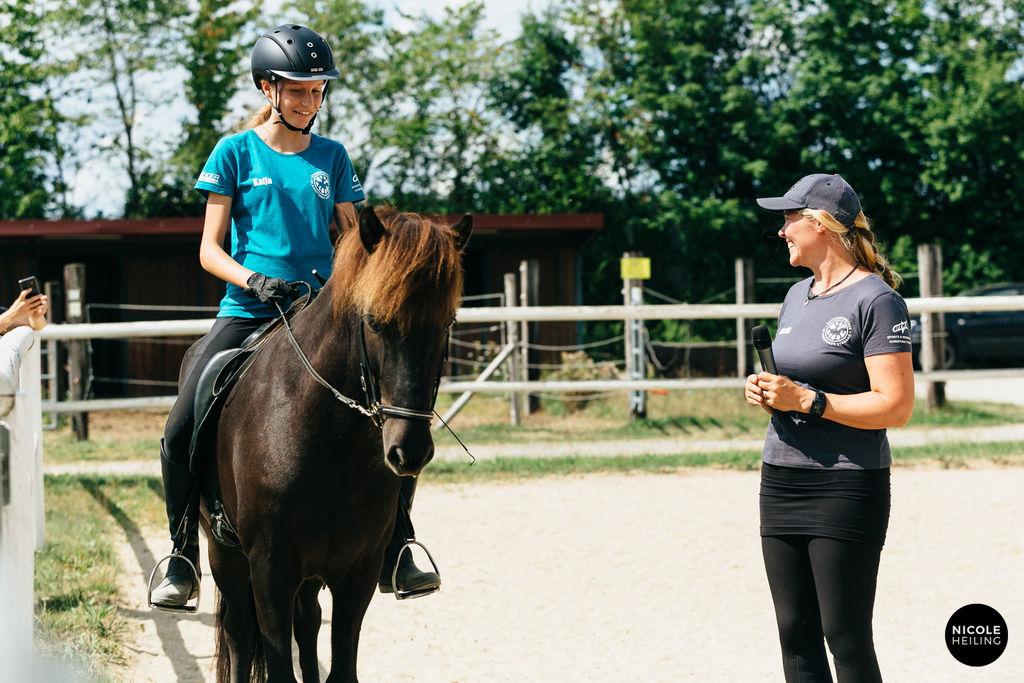 Insgesamt standen 11 Trainer und Trainerinnen bereit für die 20 Jugendlichen der ÖIV Summer Academy 2020. © Nicole Heiling