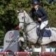 Amelie Bitzan (N) & Donit auf dem Weg zum Sieg im Petit Happy Horse Pony Grand Prix. © OEPS | Andreas Schnitzlhuber