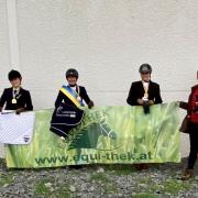 Wir gratulieren der NÖ Landesmeisterin Tina Madensky und den Platzierten. © HCHC