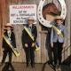 Herzliche Gratulation den frisch gebackenen Landesmeisterinnen im Gespannfahren Ester Sandhofer, Marie Ebner und Anna-Luise Wolfsteiner. © privat
