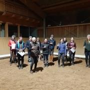 Herzliche Gratulation den 11 Teilnehmern der Übungsleiter Ausbildung in Allhartsberg. © privat