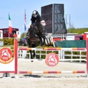 Platz 3 für Niederösterreichs Naomi Ruth im Fixkraft Amateurcup in Lamprechtshausen. © Sibil Slejko