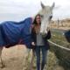 Kinderliebling Pezi ist Dank der Unterstützung vom Referat Unser Partner Pferd wieder fit. © privat