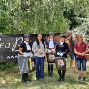 Herzliche Gratulation an die Siegerin und die Platzierten der 3. Vorrunde vom SeaBis Cup powered by sattel-check.at in Kapellerfeld. © privat