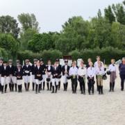 Herzliche Gratulation den Kandidaten der Sonderprüfung am Mühlbachhof. © Privat
