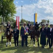 Ein Landesmeistertitel und BLMM-Bronze für Niederösterreich in Zistersdorf. © privat