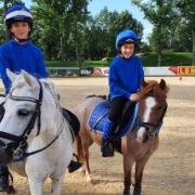 Silber für NÖ in der Klasse U12! © Mounted Games Team St. Hubertus