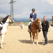Tolles Reitertreffen im Gut Breitfeld in St. Pantaleon. © privat