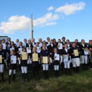Herzliche Gratulation zu den bestandenen Sonderprüfungen. © privat